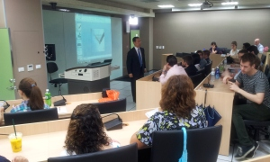 Management class at NTNU